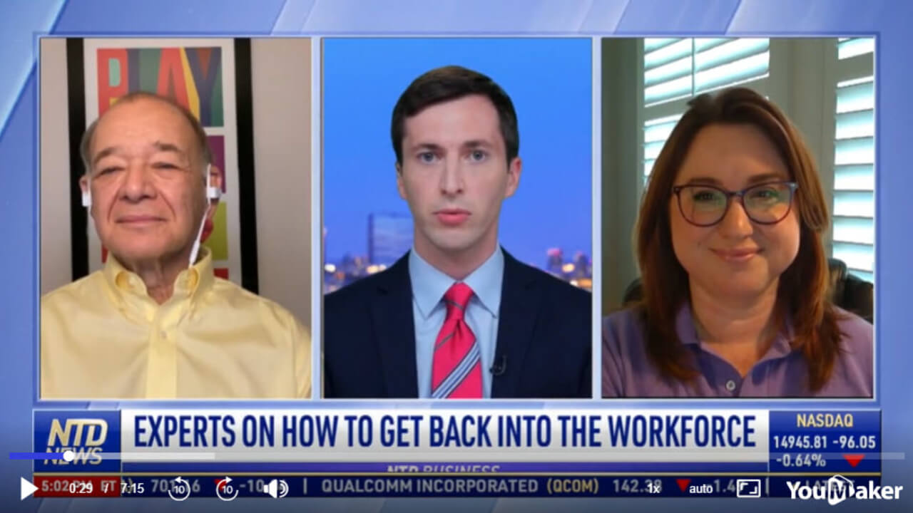 ntd Tv business, how to get back to work